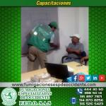 Capacitación control de plagas | Fumigaciones Cali